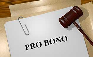 Public Interest/Pro-Bono